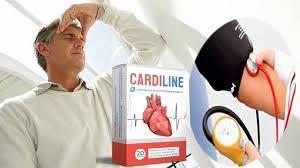 Cardiline - na hypertenziu - Slovensko - ako použiť - účinky