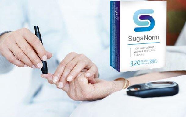 Suganorm - na cukrovku - kúpiť - ako použiť - recenzie